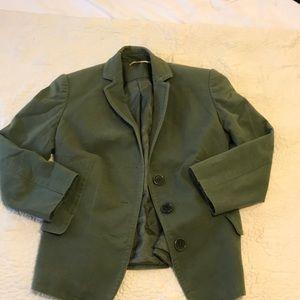 Max studio fitted blazer
